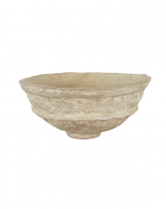 Paper Mache Crafted Bowl