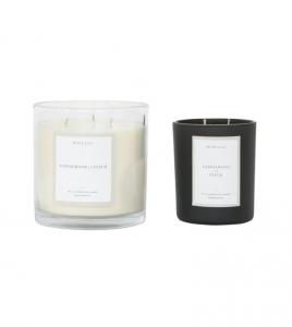 Sandalwood + Fleur Candle