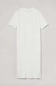 Calf-length T-shirt Dress