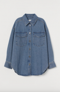 Denim Shirt Jacket