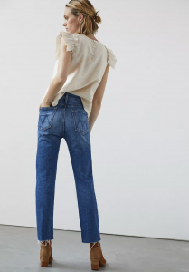 The Tripper Cropped Flare Jeans