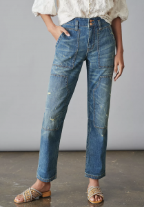 The Wanderer Relaxed Jeans