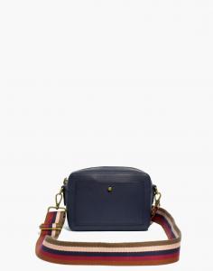 The Transport Camera Bag: Rainbow Webbing Strap Edition