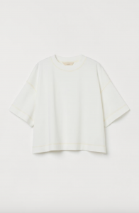 Oversized Pima Cotton T-shirt