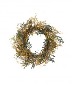Branchy Fall Wreath