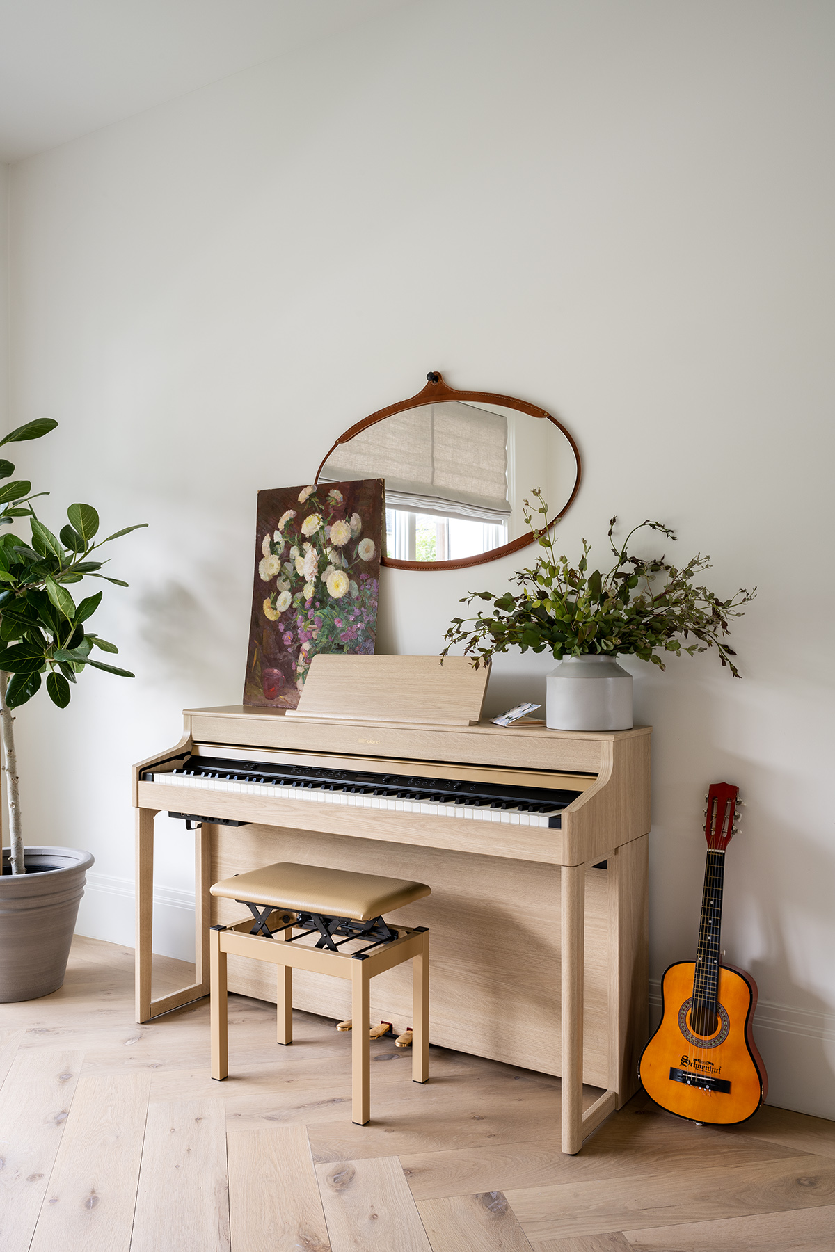 The McGee's Craft + Music Room
