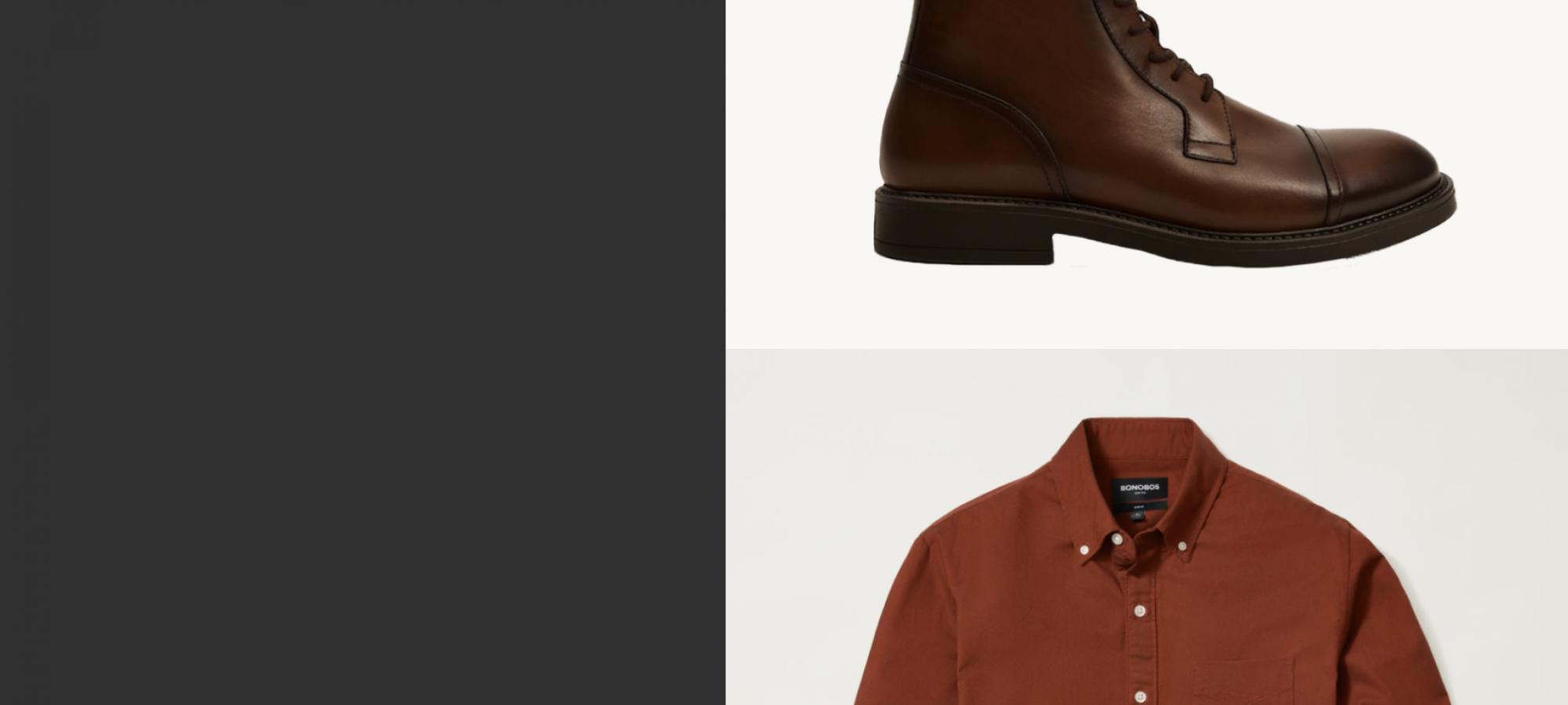 Men's Fall 2021 Fashion Essentials