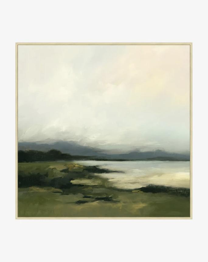 Overcast Wetland