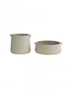 Ladd Stoneware Planter