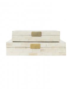 Grid Bone Box