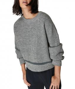 Women's Sunday Organic Cotton Marl Sweater