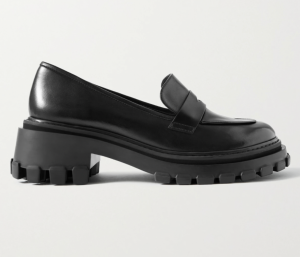 + NET SUSTAIN Leather Loafers
