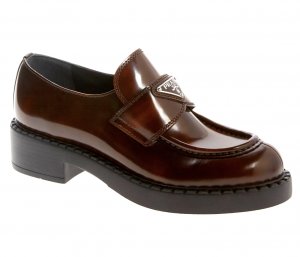 Triangle Logo Loafer