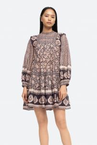 Margo L/S Dress