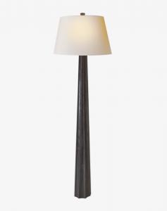 Fluted Spire Floor Lamp