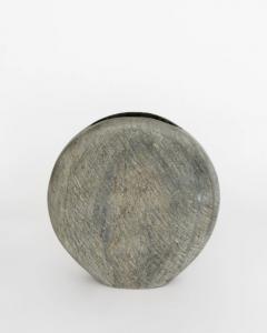 Rounded Slate Vase