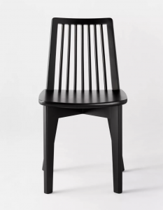2pk Linden Modified Windsor Wood Dining Chair