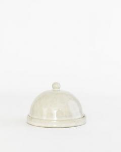 Glazed Stoneware Cloche