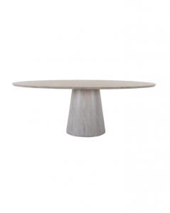 Preston Oval Dining Table