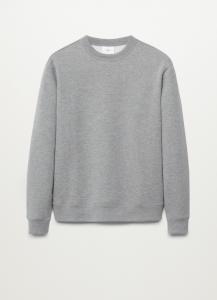 Plush Cotton Sweatshirt