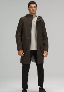 Storm Field Trench Coat