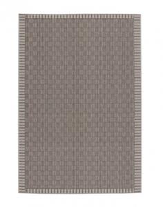 Midland Taupe Indoor/Outdoor Rug
