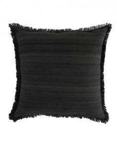 Abbey Silk Fringe Pillow Cover