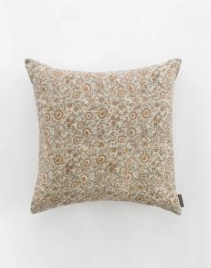 Anora Block Print Pillow Cover