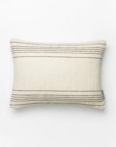 Caspian Woven Pillow Cover