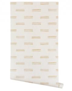 Avery Double Stripe Wallpaper