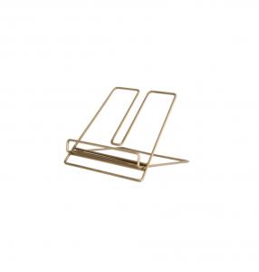 Brass Cookbook Holder