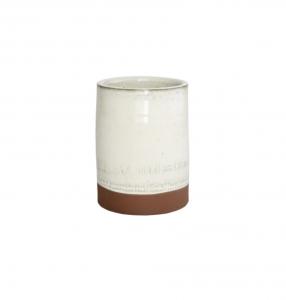 Dipped Ceramic Vase