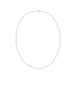 14k Satellite Chain Necklace