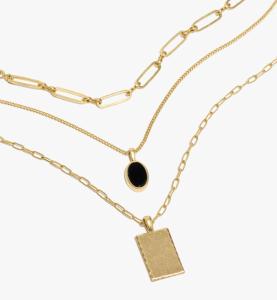 Nightstone Necklace Set