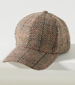Textured Baseball Cap