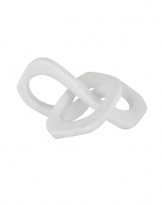 Curved Aluminum Interlude Object