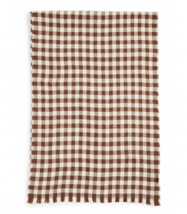 The Check Scarf