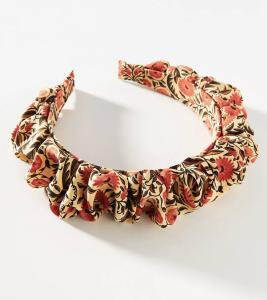 Harvest Scrunch Headband