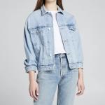 Charli Oversize Denim Jacket
