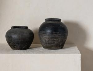 Vintage Ceramic Jar