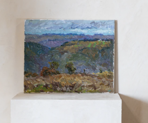 Found Valley Hills Painting