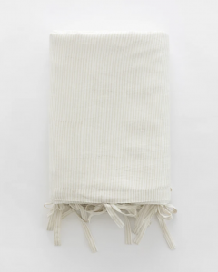 Easton Striped Duvet