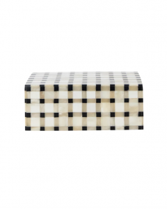 Grid Patterned Box