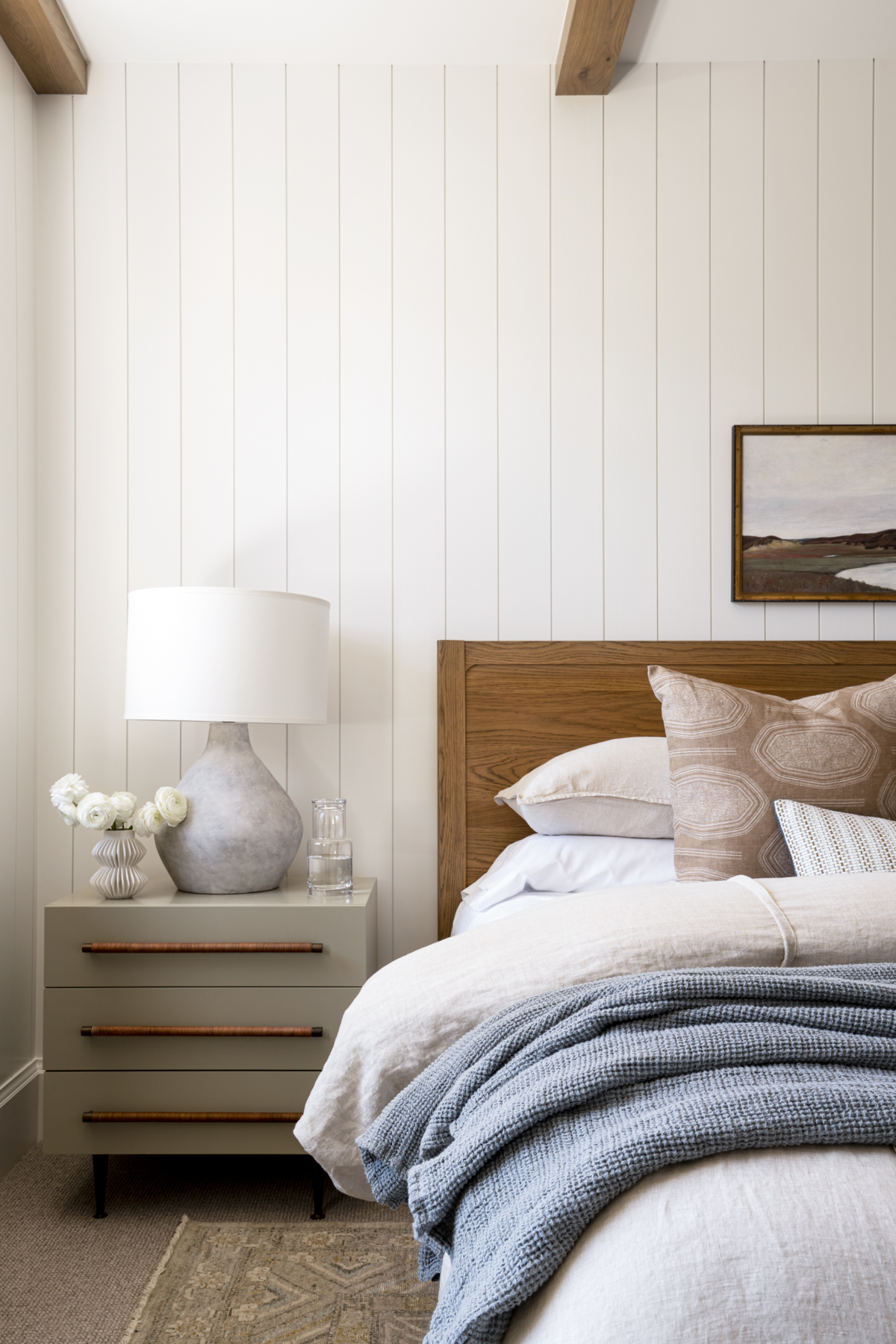Mountainside Retreat: Basement Bunk Rooms & Guest Beds & Baths