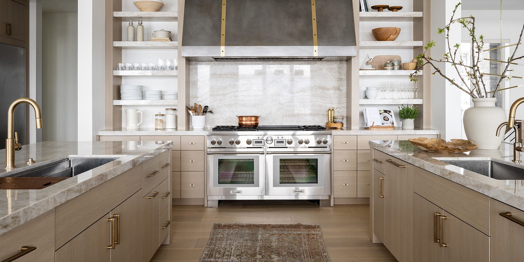 Why We Love Rugs in The Kitchen