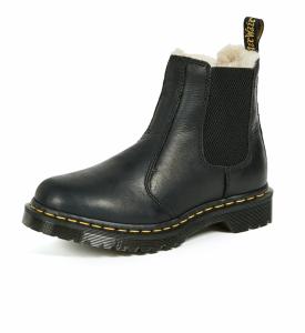 Leonore Sherpa Chelsea Boots