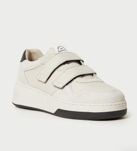 Cameron Cream/Black Sneaker
