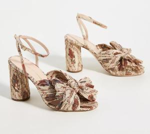 Camellia Heeled Sandals