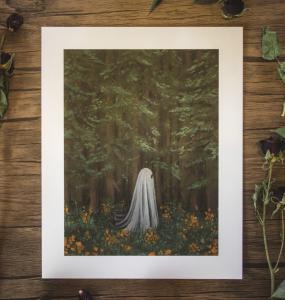 8x10in Fine Art Print