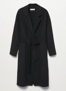 Belt Handmade Coat